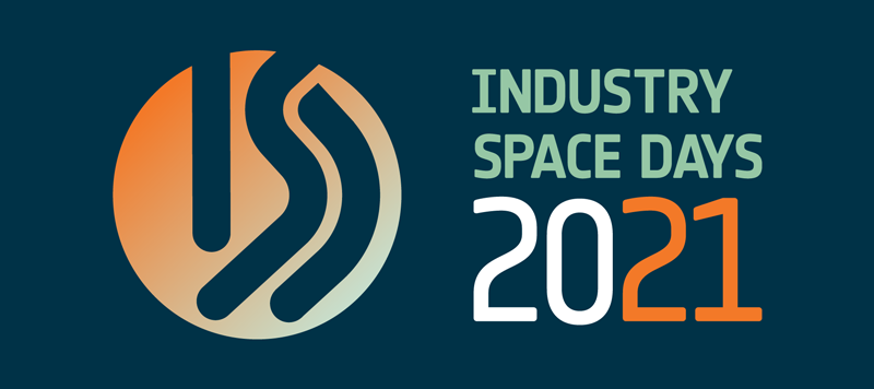 Industry Space Days #ISD2020ESA - 16-17 September 2020 Virtual event